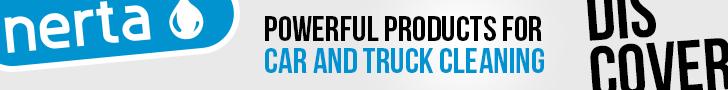 Nerta производит автокосметику для Top Gear